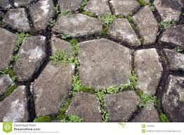 pedra calçada