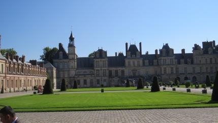 Castelo de Fontainebleu